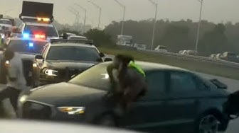 SOCIAL MEDIA AM STEUER: Wenn Polizisten sterben, weil Gaffer Handy-Videos drehen