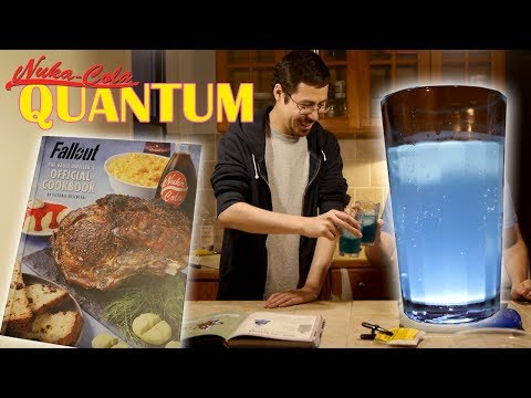 Fallout Test Kitchen: Nuka Cola Quantum thumbnail