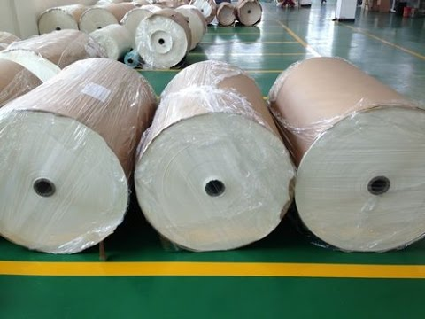 Silicone Release Paper Rolls