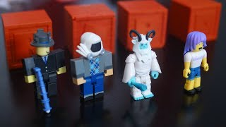 Roblox Figures Blind Box Unboxing!
