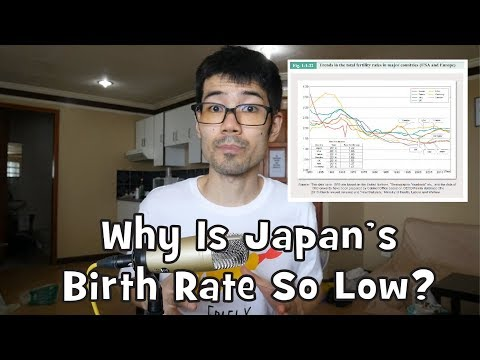 """Why Is Japan's Birth Rate So Low?"""