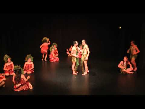 Cook Islands (Part 1) - Whitireia Performing Arts Graduation Show 2014
