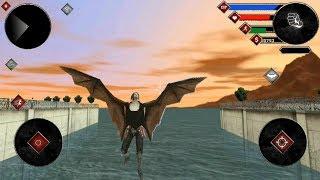 ► Vampire Night Soul By Naxeex Publishing #4 Flying Superhero Vampire Crime Simulator Walkthrough