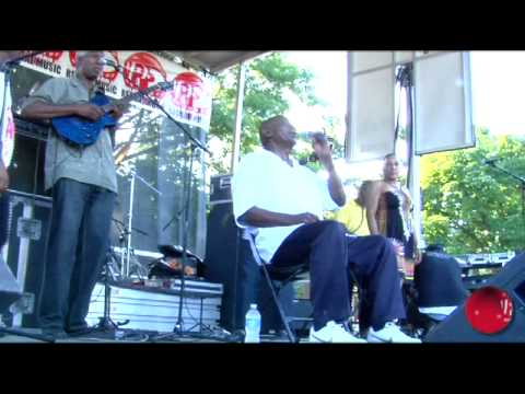 The Mighty Sparrow - LIVE at Rufus King Park