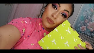 Unboxing my Jeffree Star summer mystery box