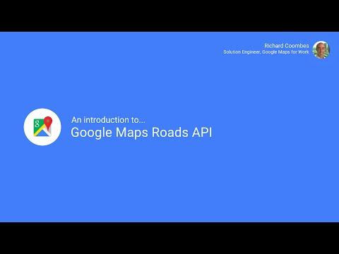 Google Maps Roads API - Intro & Demo