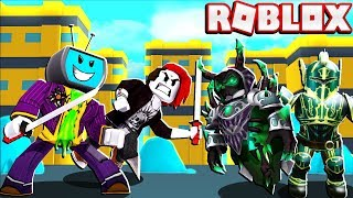 *UPDATE* Checking Out The NEW CYBER CITY With My Girlfriend In Roblox Slaying Simulator