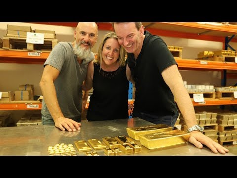 What Does Two Million Bucks Worth Of Gold Actually Look Like | Mix94.5
