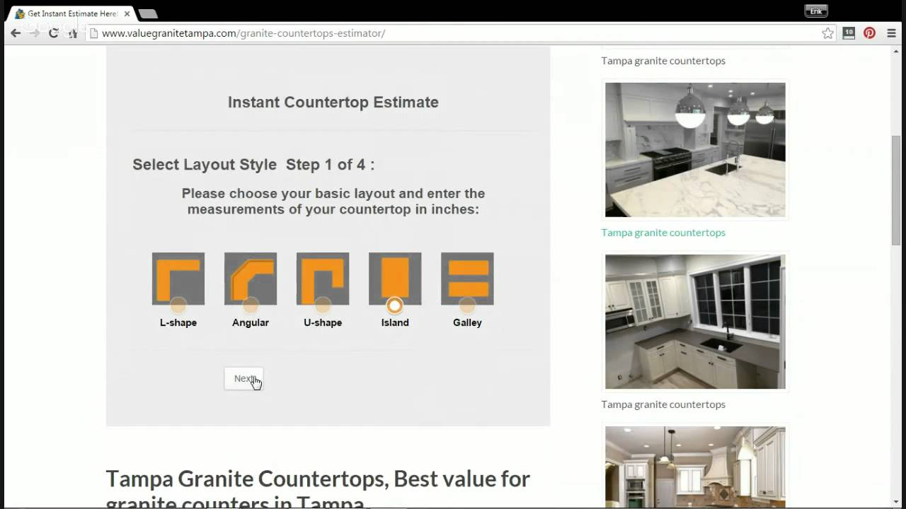 Tampa Granite Countertops   YouTube