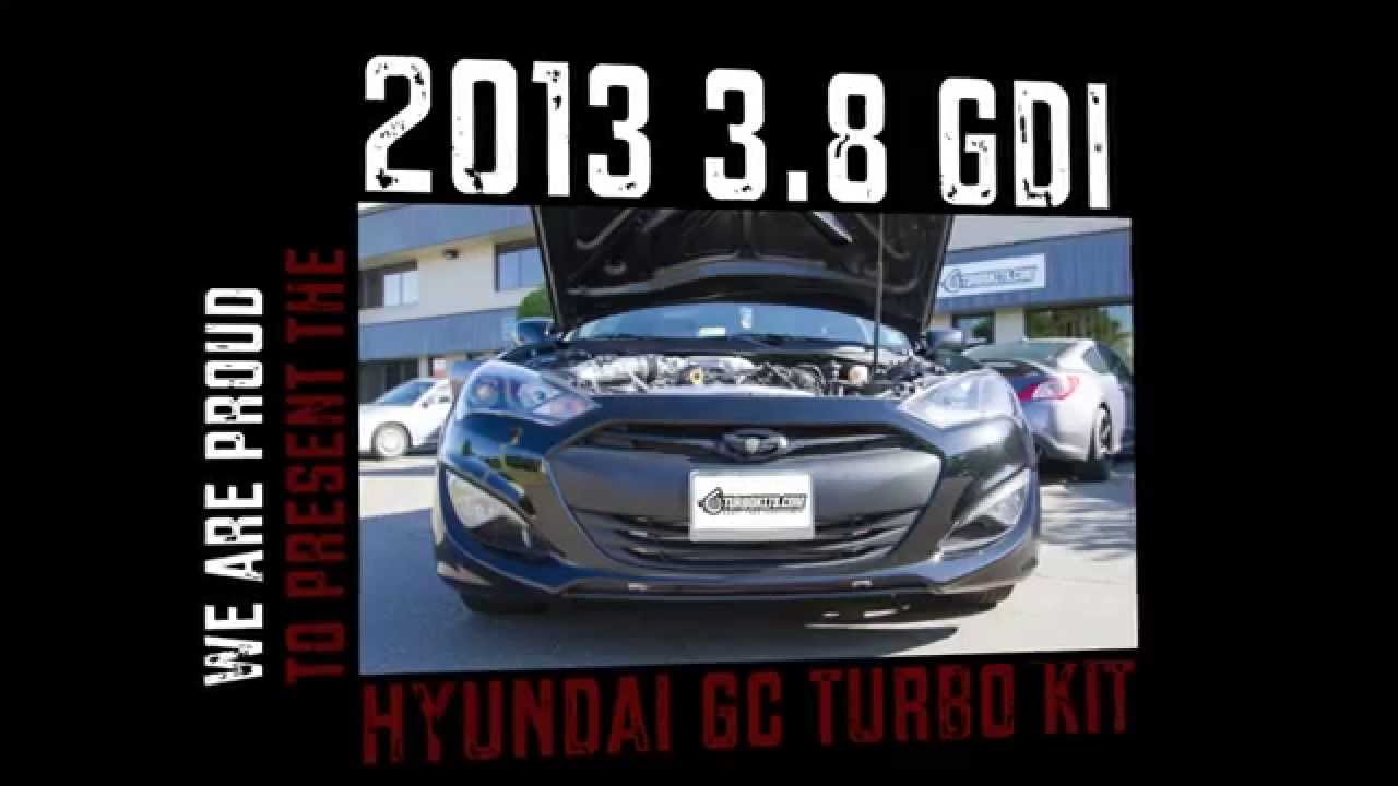 drive by 2013 2015 3 8 gdi hyundai genesis coupe turbo kit youtube. Black Bedroom Furniture Sets. Home Design Ideas