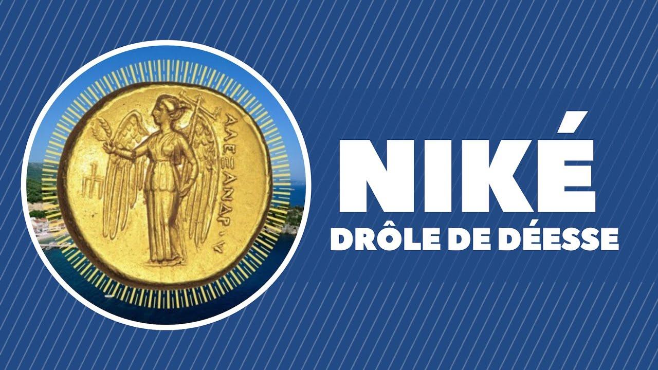 Download Niké, une drôle de déesse