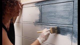 Ahşap Boyama Yapımı  DIY