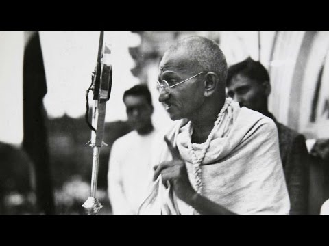 Mahatma Gandhi First Television Interview speech 21st may 1947