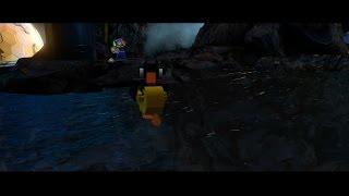 LEGO Batman 3: Beyond Gotham. #17. Бой в бэтпещере (Свободная игра, 100%)