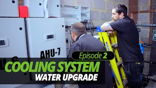 BUILDING THE DATA CENTRE | COOLING WATER TREATMENT SYSTEM UPGRADE | EP. 2!