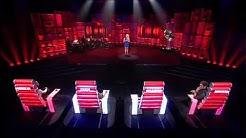 Jennifer Lyons performance on The Voice of Ireland