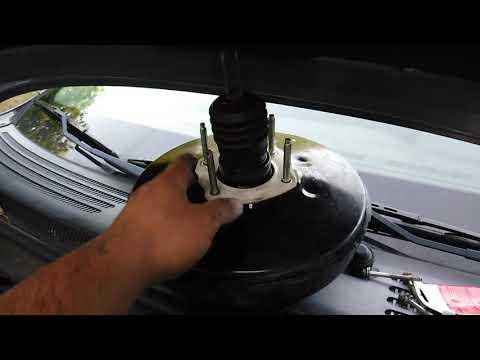2009 Ford Edge brake booster swap
