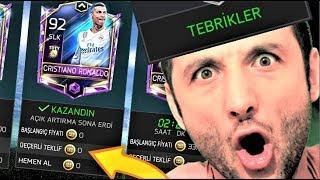 BEDAVA CRİSTİANO RONALDO !! CLİCKBAİT DEĞİL !! Fifa Mobile