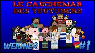 [ Map aventure ] Le Cauchemard des Youtubeurs ~ Episode 1