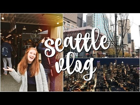 Follow Me Around University! Seattle Edition | Day In My Life Vlog