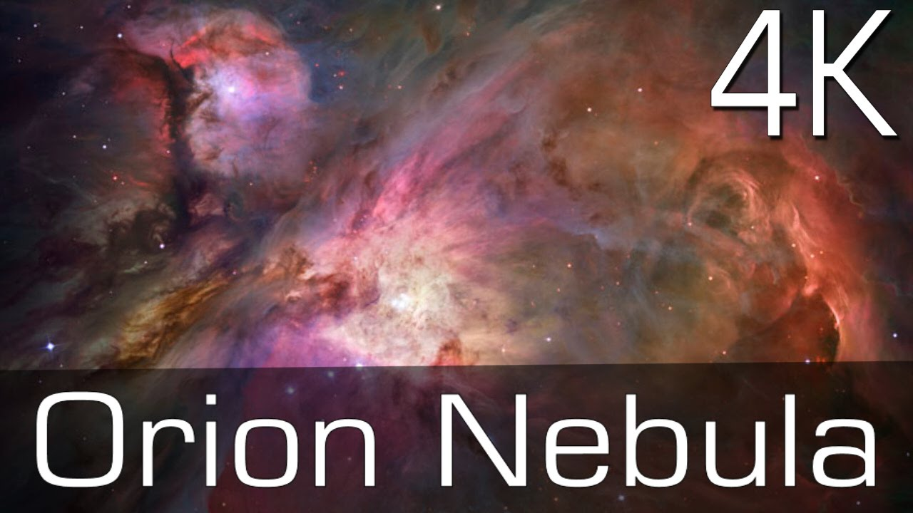Hubble Telescope K Orion Nebula NASA Stunning Views From - Amazing videos hubble telescopes yet