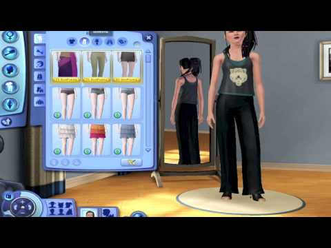 Sims 3 create a witch