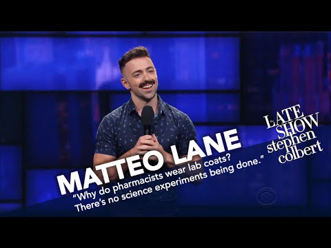 Matteo Lane Needs Us All To Stop Mistaking Matteo For 'Potato'
