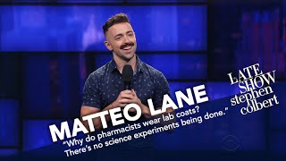 Matteo Lane Needs Us All To Stop Mistaking Matteo For 'Potato'
