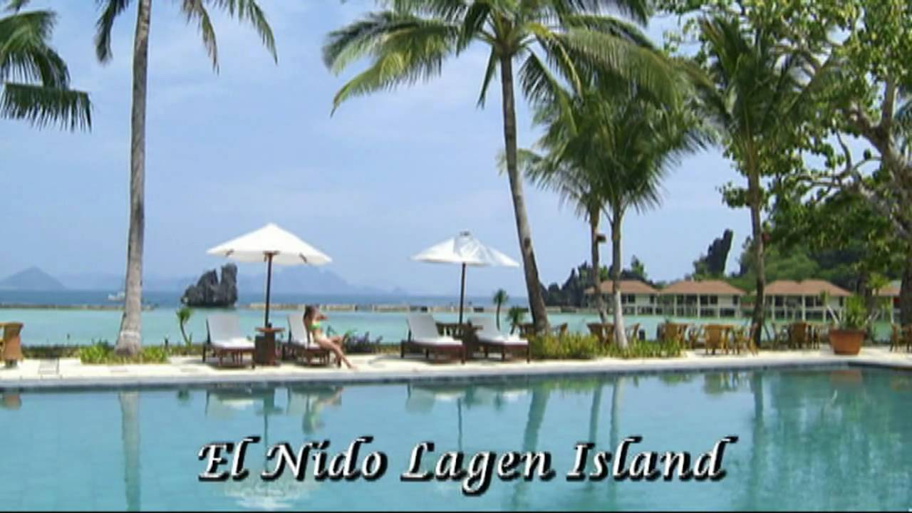 El Nido Palawan Lagen Island Resort Wow Philippines Travel Agency You