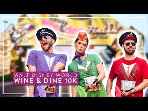 2019 Wine & Dine 10K Race VLOG
