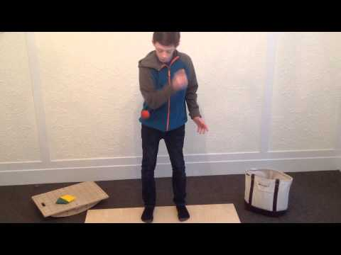 Bal-A-Vis-X with Christopher,UK Assistant Instructor,BrightbrainScotland