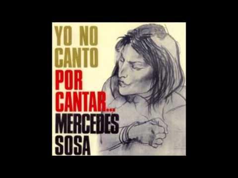 Mercedes Sosa - Yo no Canto por Cantar - 1966 - FULL ALBUM