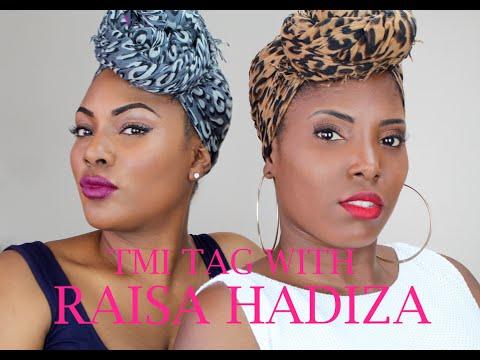 THE TMI TAG WITH RAISA HADIZA: PART 1 | MOVING TO NIGERIA