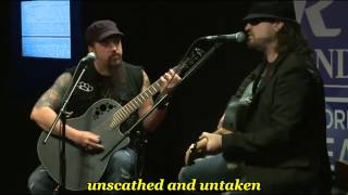 Adrenaline Mob Indifferent Acoustic With Lyrics
