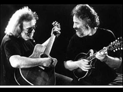 Jerry Garcia David Grisman Dreadful Wind And Rain Youtube