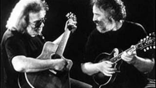 Jerry Garcia & David Grisman - Dreadful wind and rain