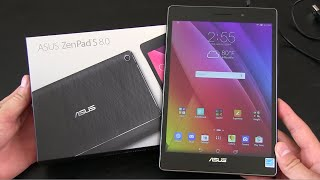 Asus ZenPad S 8.0 Unboxing and First Impressions