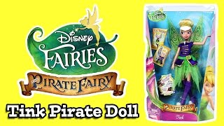 Disney Fairies The Pirate Fairy Tink Doll by JAKKS Pacific