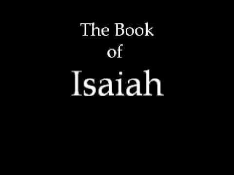 The Book of Isaiah (KJV)
