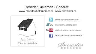 broeder Dieleman - Sneeuw