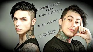 Ronnie Radke feat. Andy Biersack - I'm an Asshole [Fanmade Live Video]