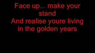Iron Maiden-Wasted years lyrics