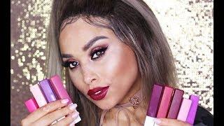 Maybelline Superstay Matte ink. Lipsticks | 100 % Ehrlich | Jennyfromtheblog