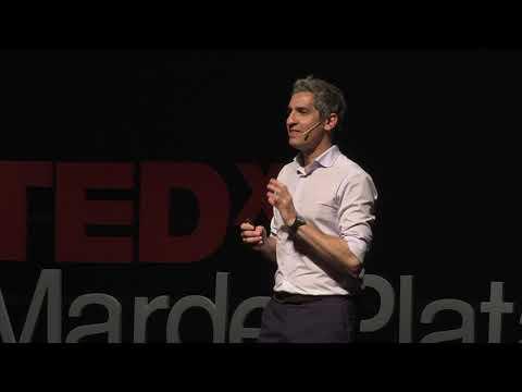 Bienvenidos a la nueva longevidad | Diego Bernardini | TEDxMarDelPlata