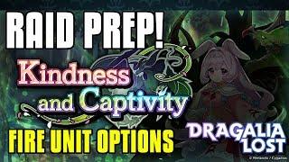 Best Units To Build For Kindness & Captivity! Raid Boss Hypnos