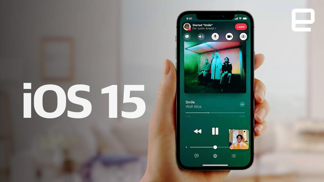 Download iOS 15 in under 10 minutes