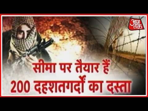 200 Terrorists Waiting At Indo-Pak Border To Cross Over To Kashmir