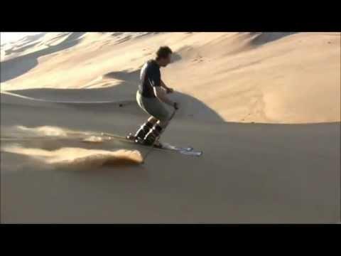 Dune Skiing Namibia  (July 2011) by @BotswanaTrek