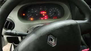 Renault Master 1.9dci не заводится