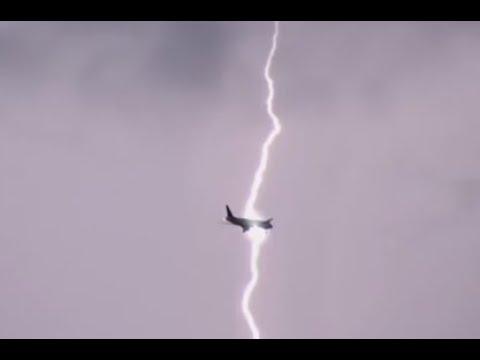 Most Scary Lightning Strike #1